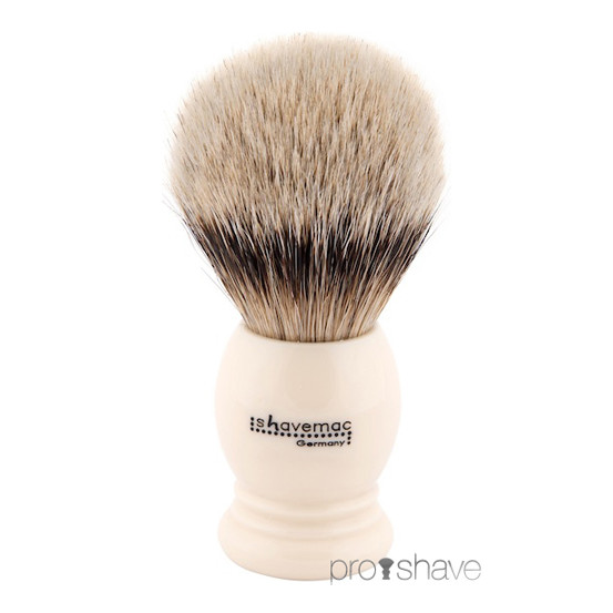 Shavemac Barberkost, Finest Badger, 26 mm.