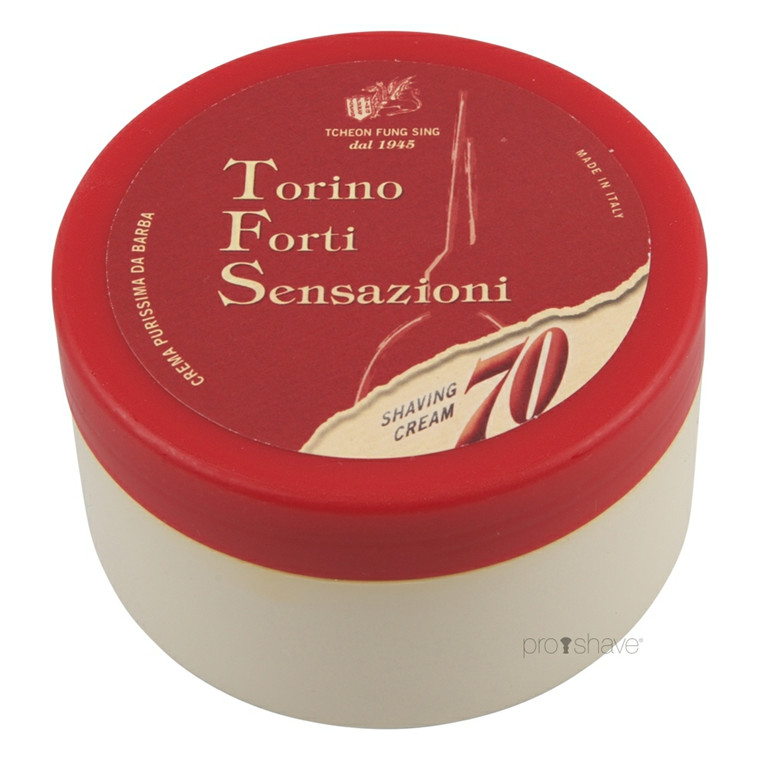 TFS Torino Barbercreme Vetiver, 250 ml.