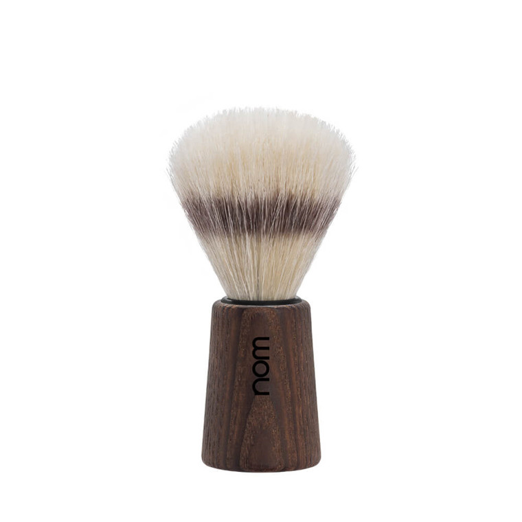 nom THEO Barbarkost, Natural Bristle, Dark Ash