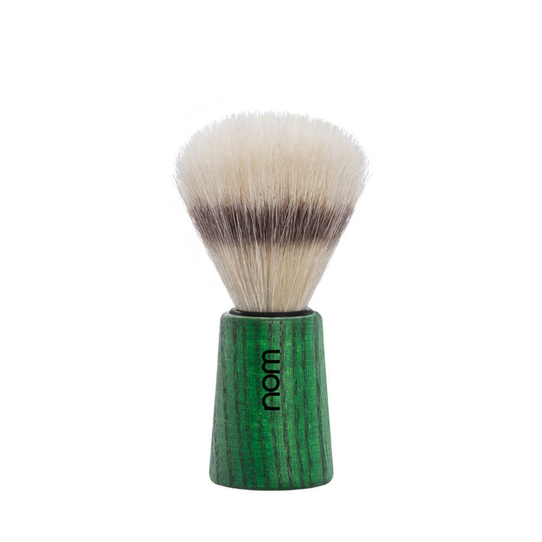 nom THEO Barbarkost, Natural Bristle, Green Ash