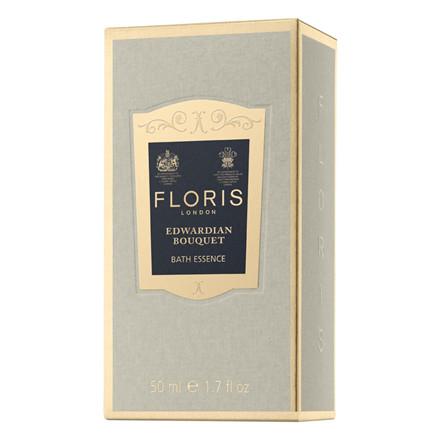 Floris Edwardian Bouquet, Bath Essence, 50 ml.