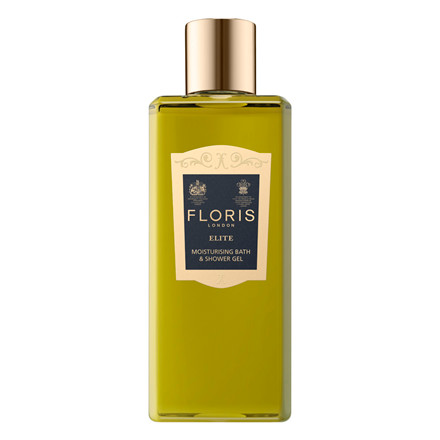 Floris Elite, Moisturising Bath & Shower Gel, 250 ml.