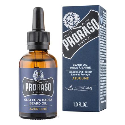 Proshave Skægsæt med Skægbørste (Boar) og Proraso Skægolie