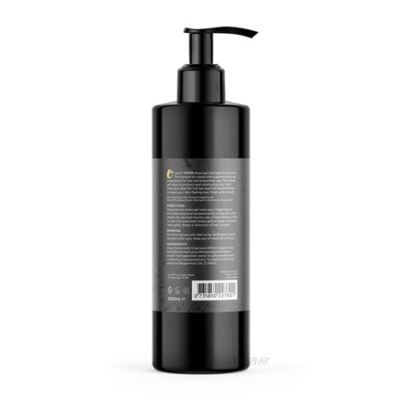 Etch Taper Shape-up Shave gel, 250 ml.