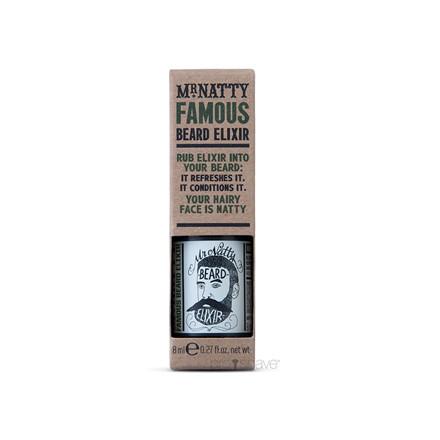 Mr Natty Famous Beard Elixir, 8 ml.