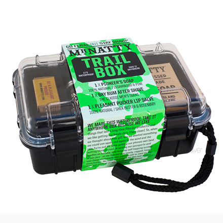 Mr Natty Trail Box