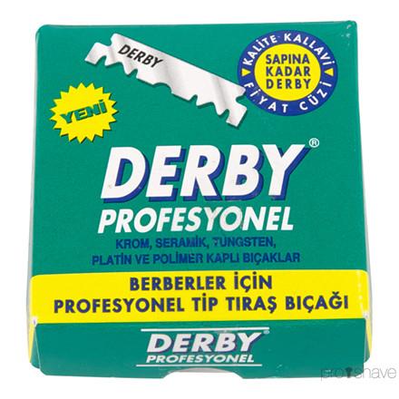 Sedef Shavette, Sort + 100 Derby klinger