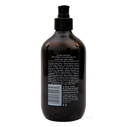 Triumph & Disaster YLF - All Purpose Body Wash, 500 ml.