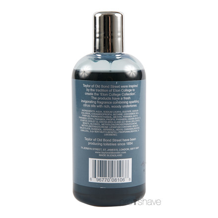 Taylor Of Old Bond Street Hår & Body Shampoo, Eton College, 200 ml.