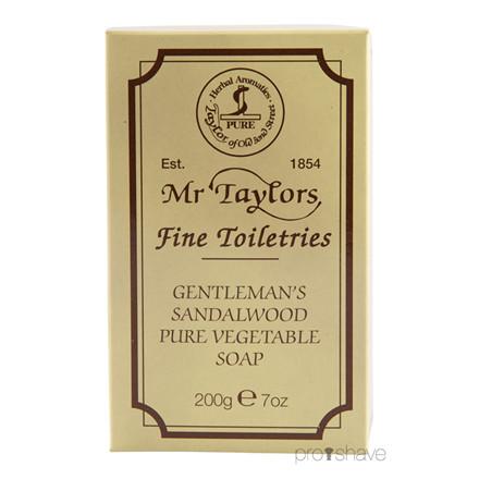 Taylor Of Old Bond Street Badesæbe, Sandalwood, 200 gr.
