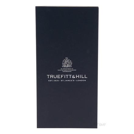 Truefitt & Hill Cologne Rejseetui, Brunt læder
