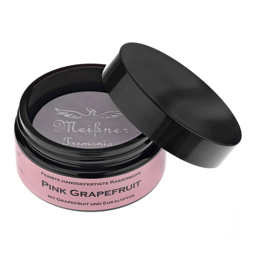 Image of   Meißner Tremonia Pink Grapefruit Barbersæbe, 95 gr.