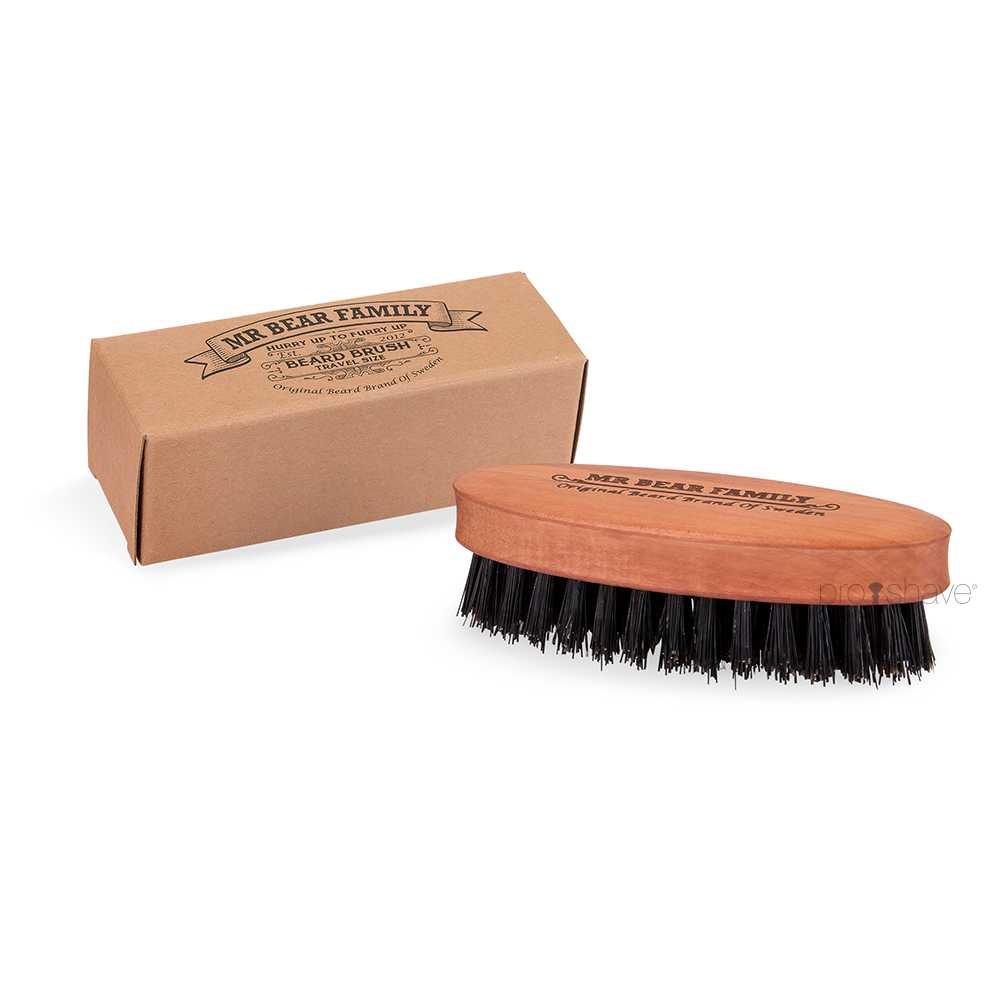 skæg børste