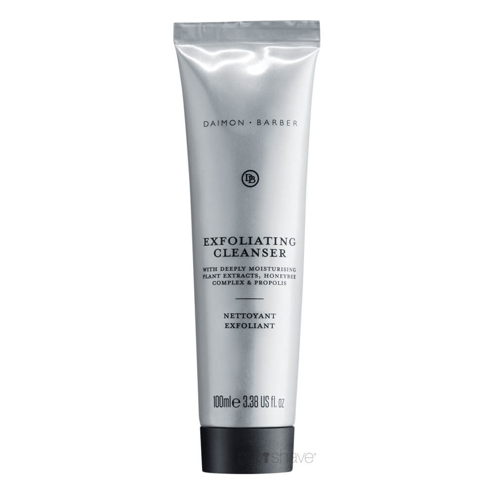 Image of   Daimon Barber Exfoliating Cleanser, 100 ml.