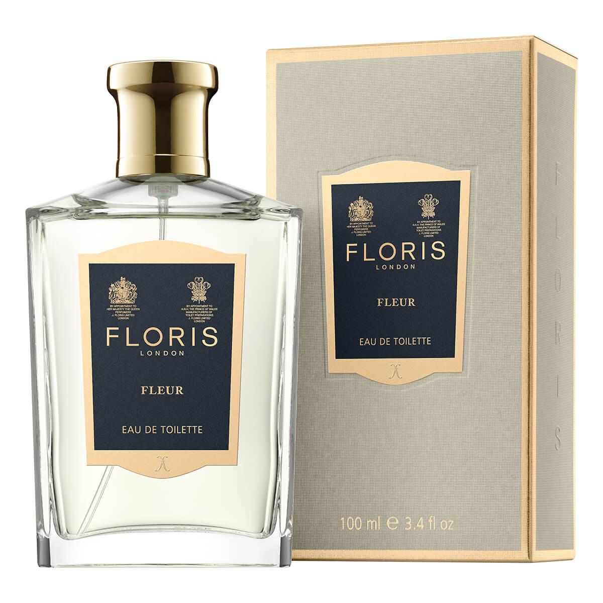 Floris Fleur, Eau de Toilette, 100 ml.