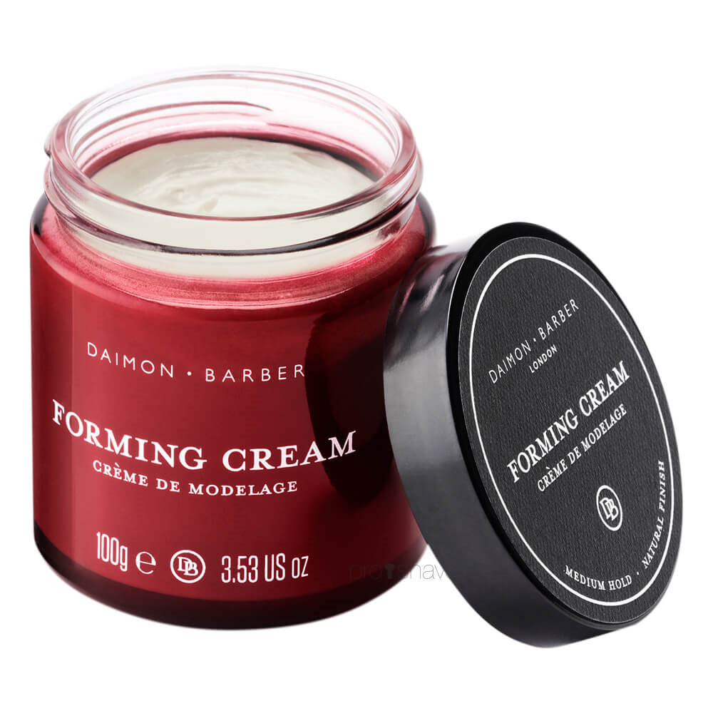 Image of   Daimon Barber Forming Cream, 100 gr.