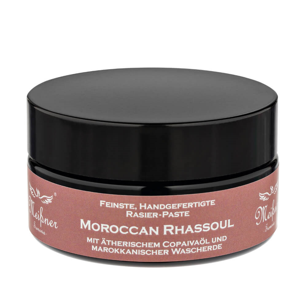 Image of   Meißner Tremonia Moroccan Rhassoul Barbercreme, 200 ml.