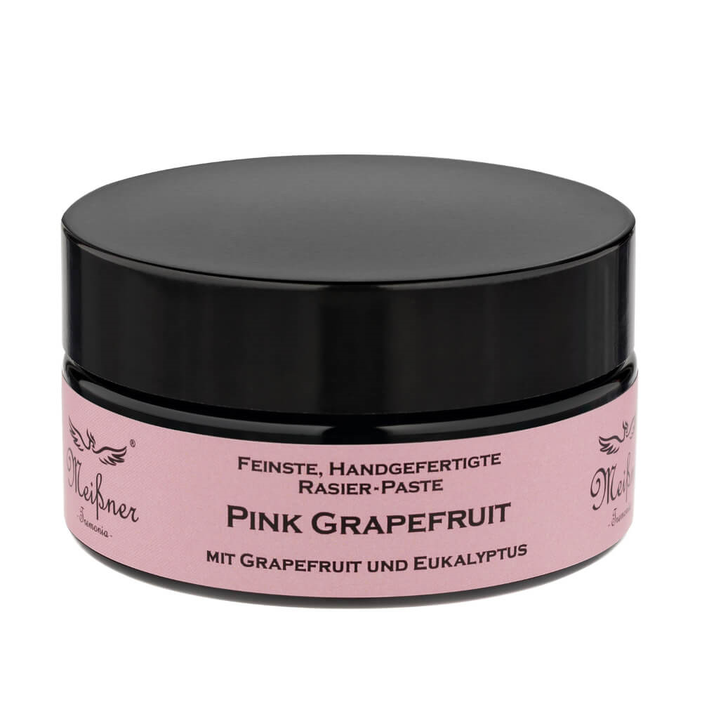 Image of   Meißner Tremonia Pink Grapefruit Barbercreme, 200 ml.