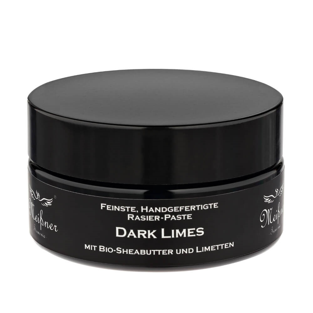 Image of   Meißner Tremonia Dark Limes Barbercreme, 200 ml.