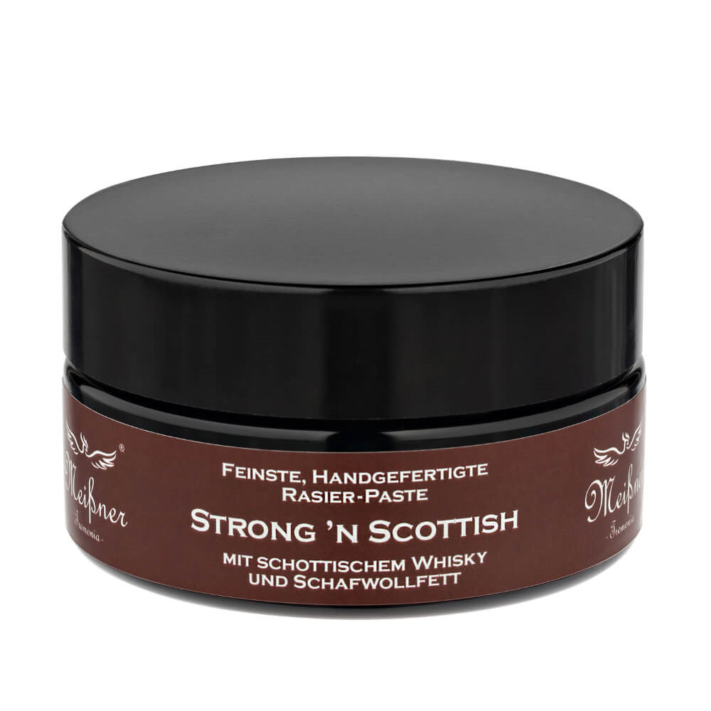 Image of   Meißner Tremonia Strong'n scottish Barbercreme, 200 ml.