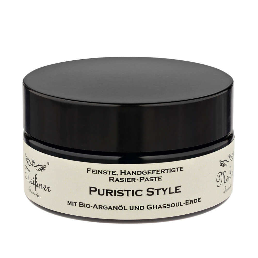 Image of   Meißner Tremonia Puristic style Barbercreme, 200 ml.