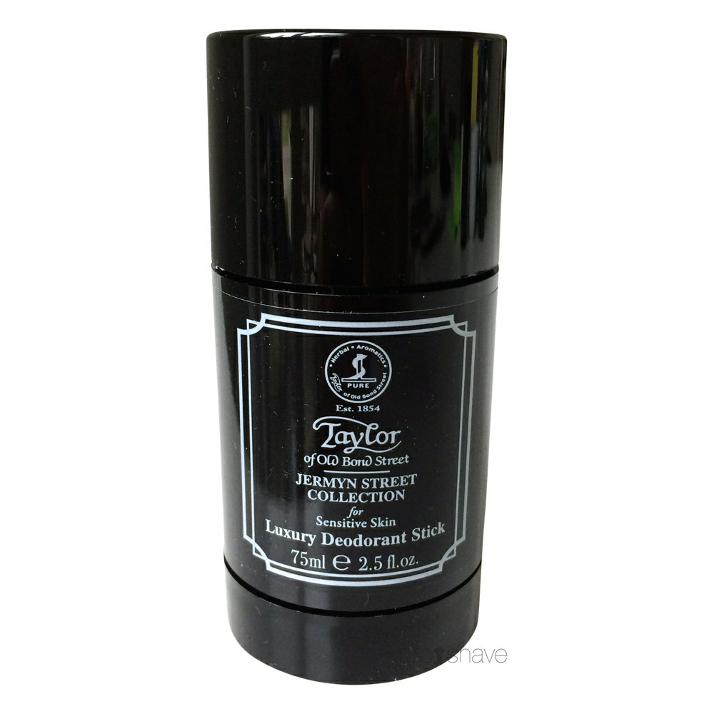 Image of   Taylor Of Old Bond Street Deodorant Stick, Jermyn Street, 75 ml.