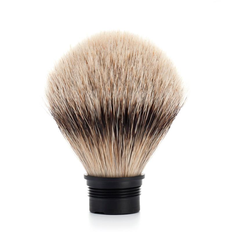 Mühle Udskiftningsbørste til barberkost, Silvertip Badger, 21 mm
