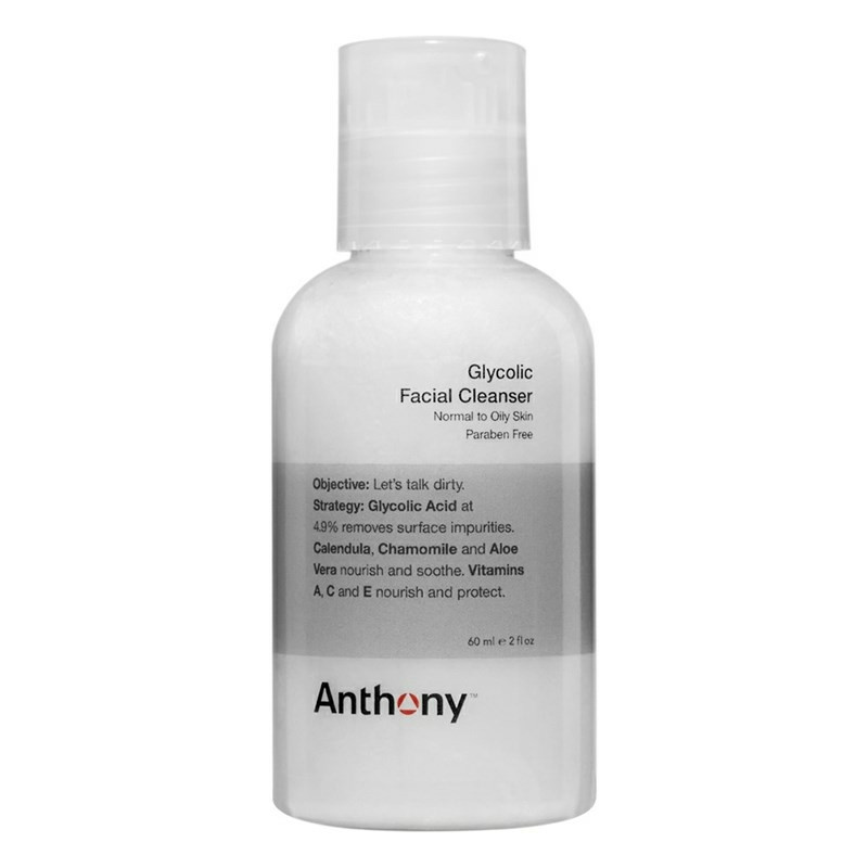 Image of Anthony Glycolic Facial Cleanser, 60 ml.
