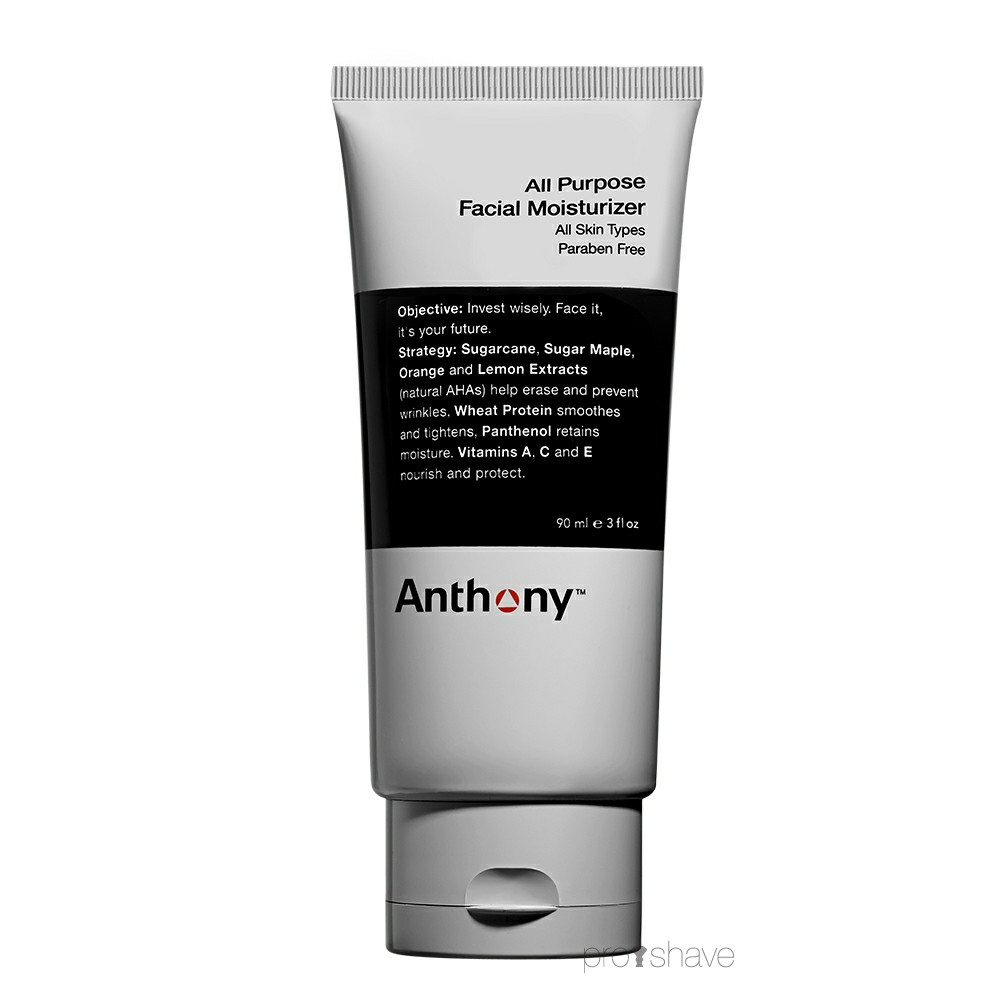 Image of   Anthony All-Purpose Facial Moisturizer, 90 gr.