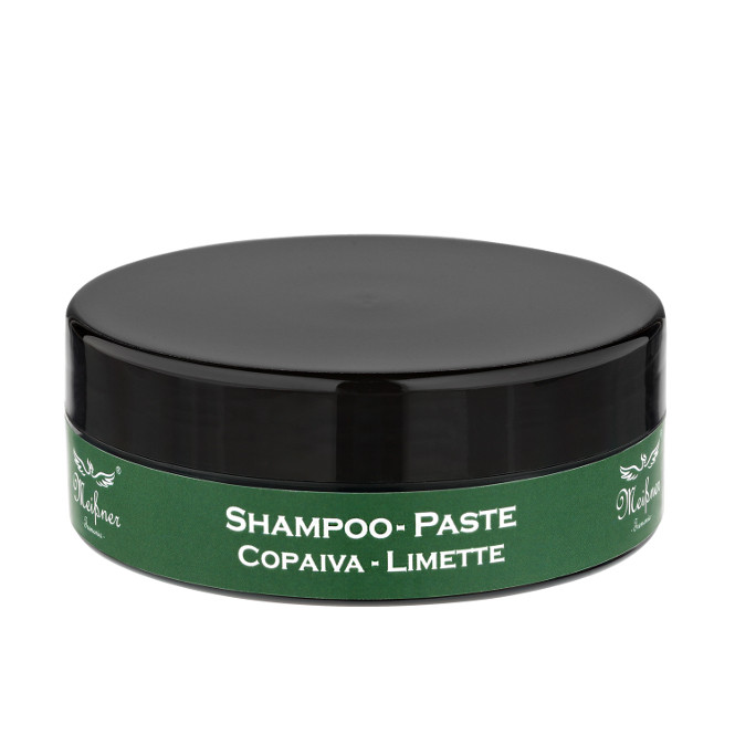 Image of   Meißner Tremonia Shampoo Paste Copaiva Lime, 165 ml.