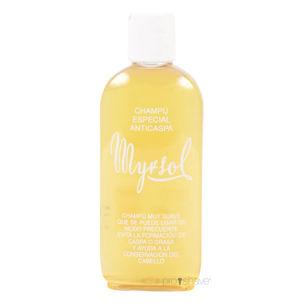 Image of   Myrsol Shampoo mod skæl, 200 ml.