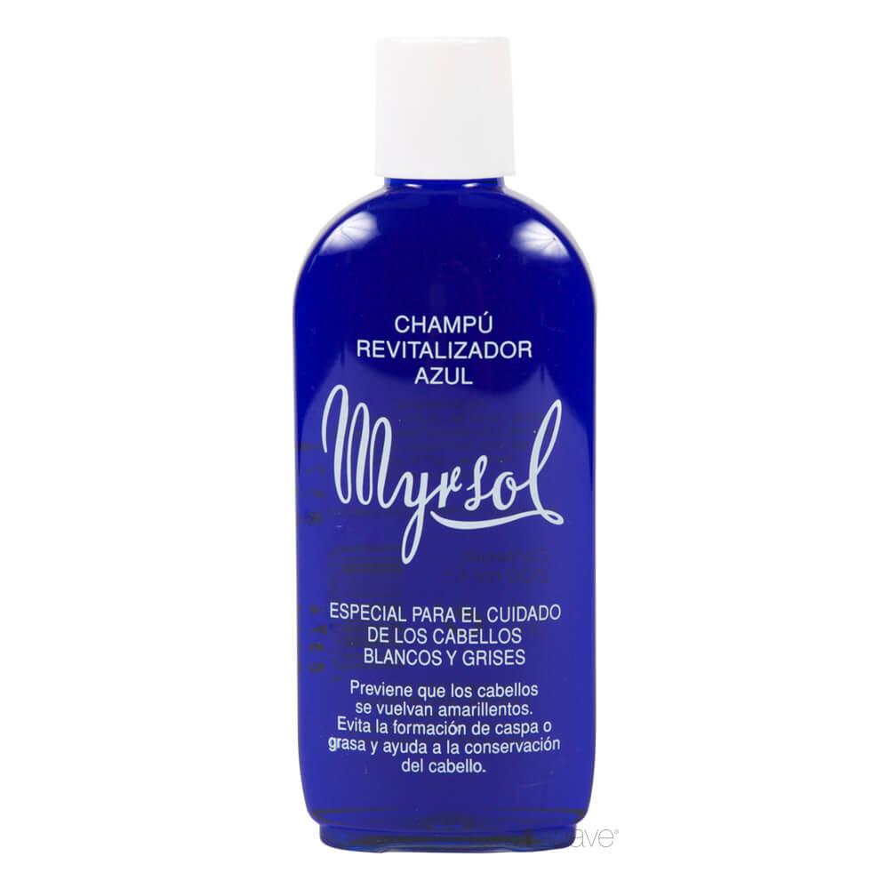 Image of   Myrsol Shampoo til grå hår, 200 ml.