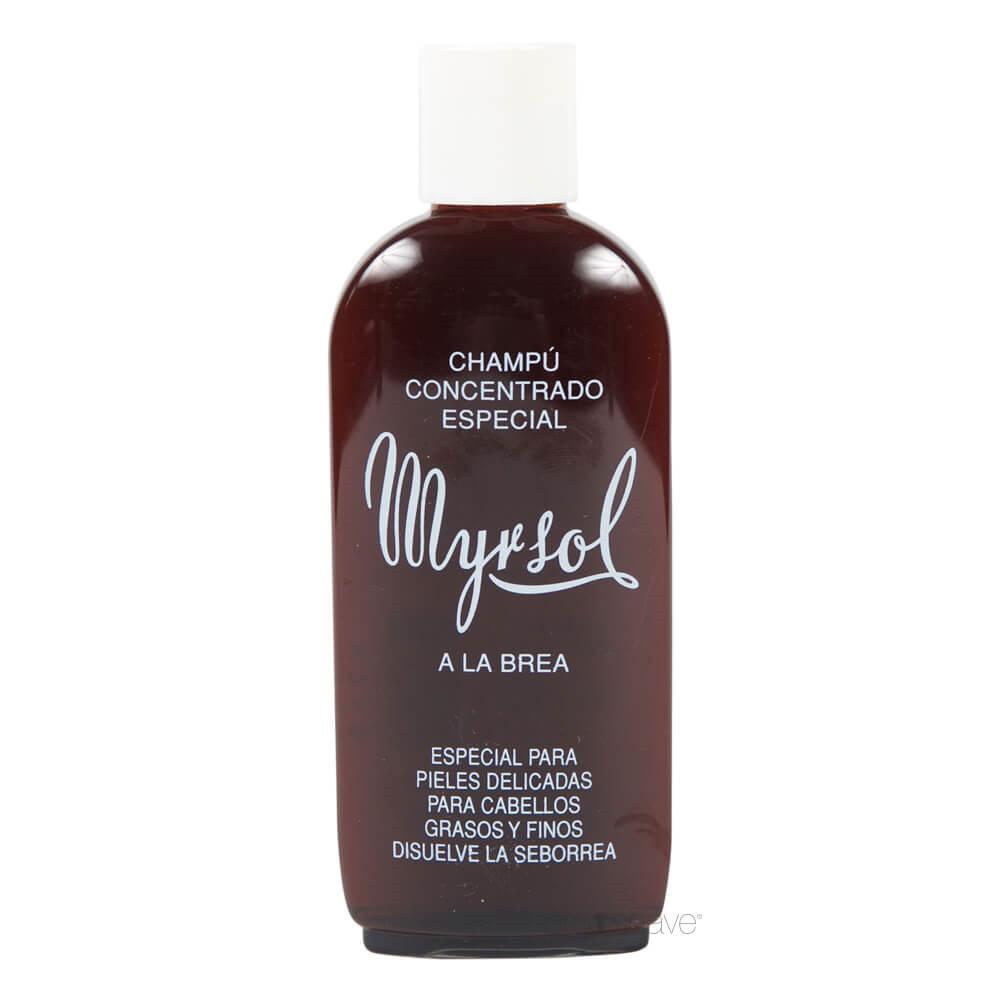 shampoo mod tyndt hår