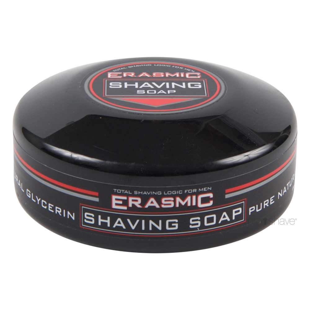 Image of   Erasmic Barbersæbe, 75 gr.
