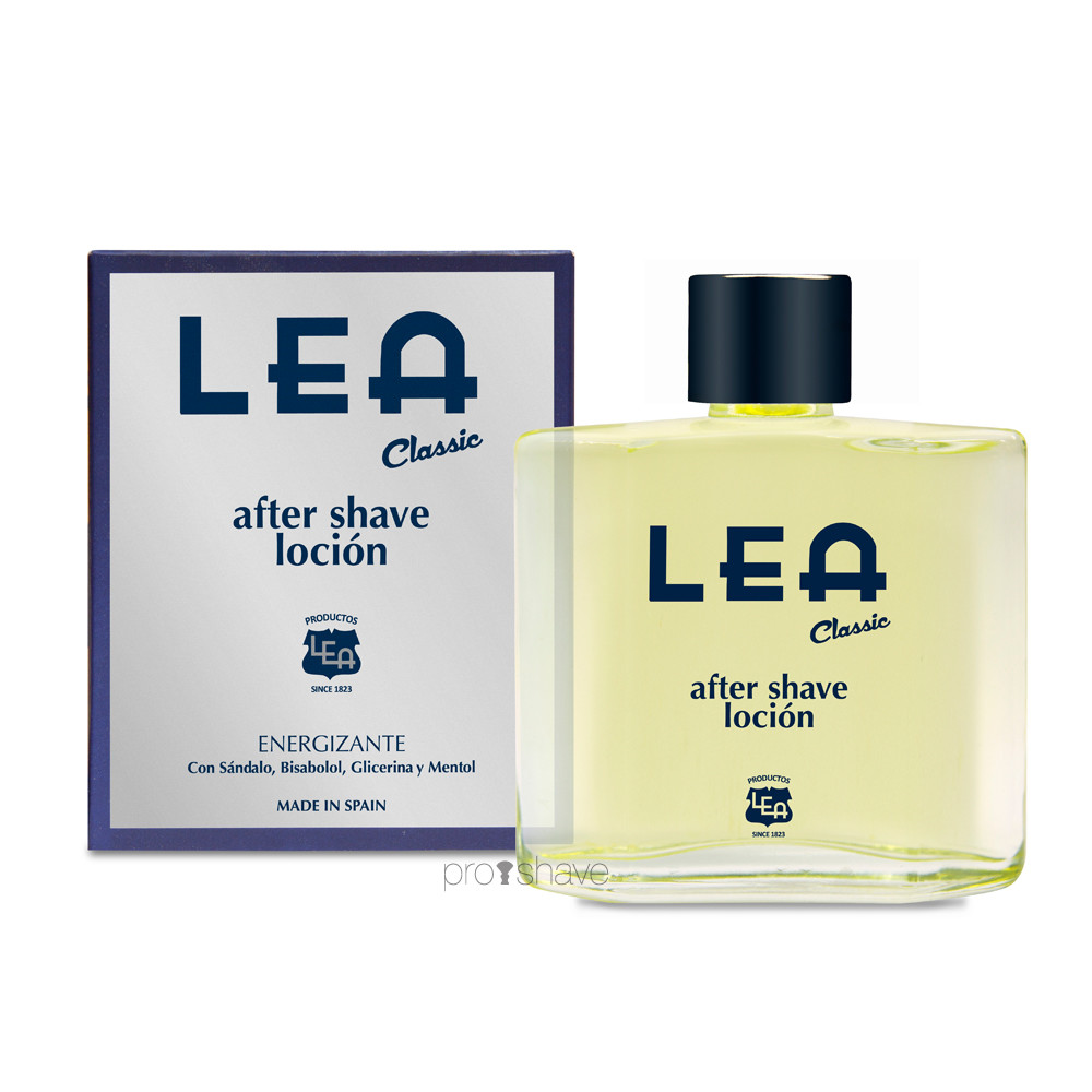 Image of   LEA Classic Aftershave Lotion, 100 ml.