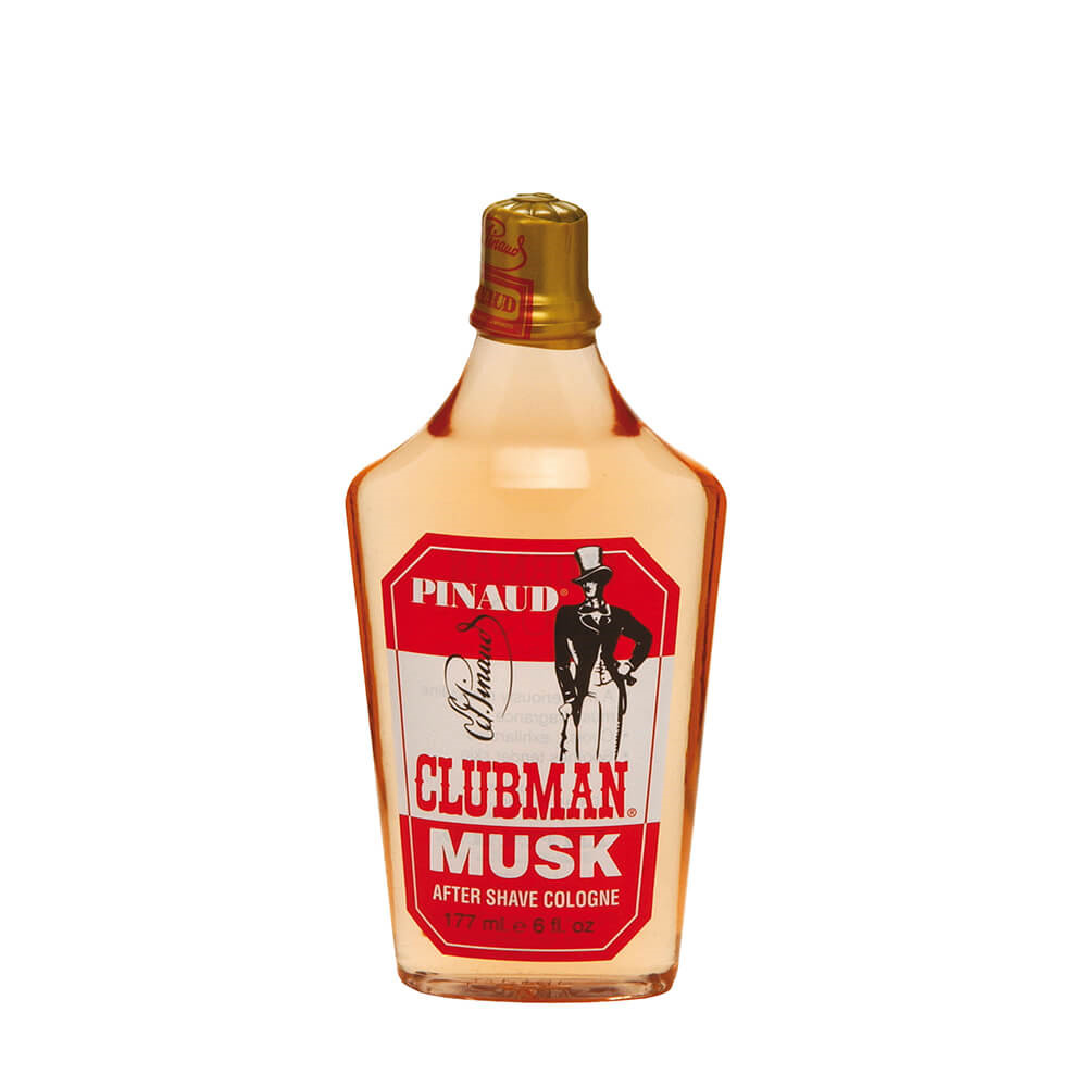 Image of   Pinaud Clubman Aftershave Musk, 177 ml.