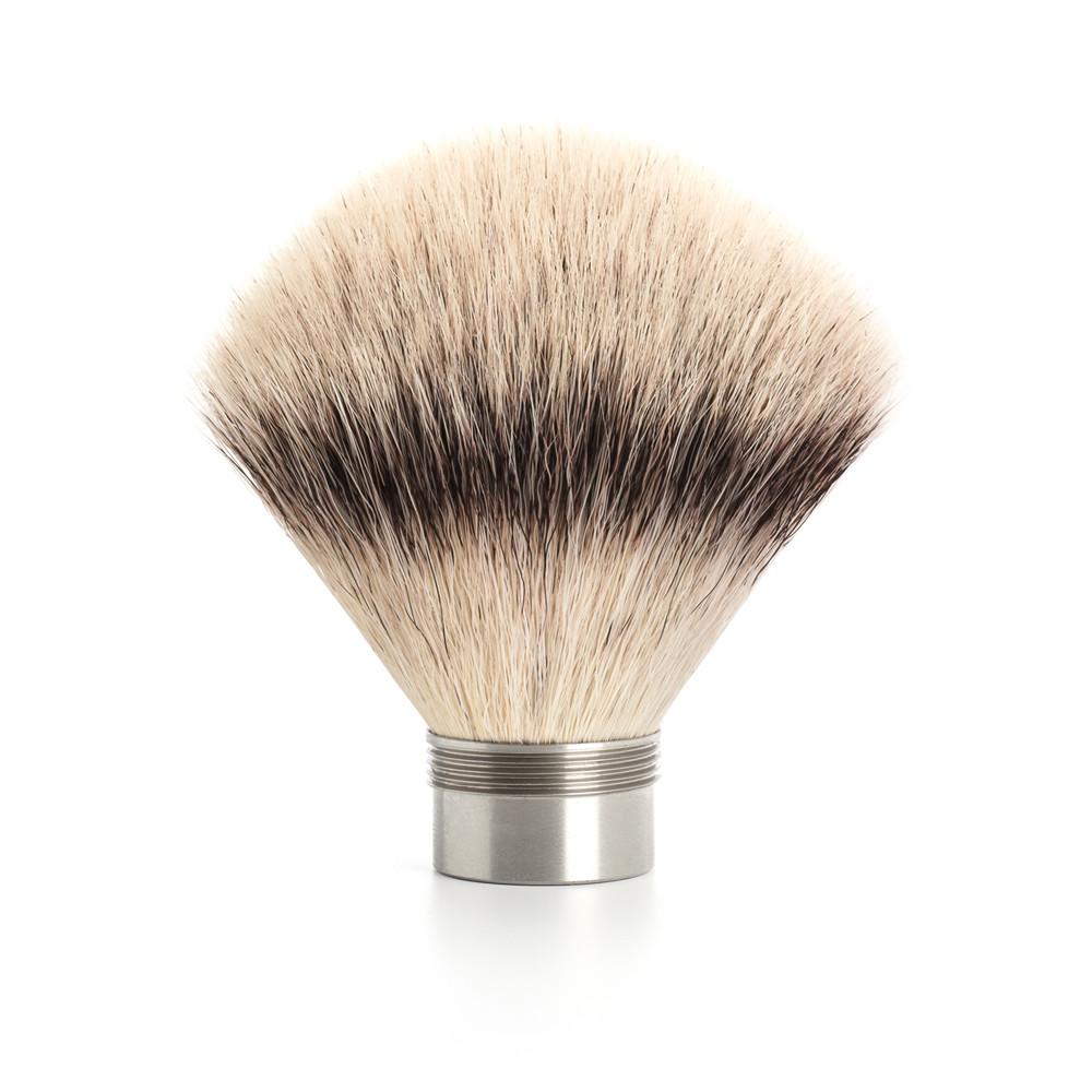 Mühle Udskiftningsbørste til Edition barberkost, 23 mm, Silvertip Fibre®