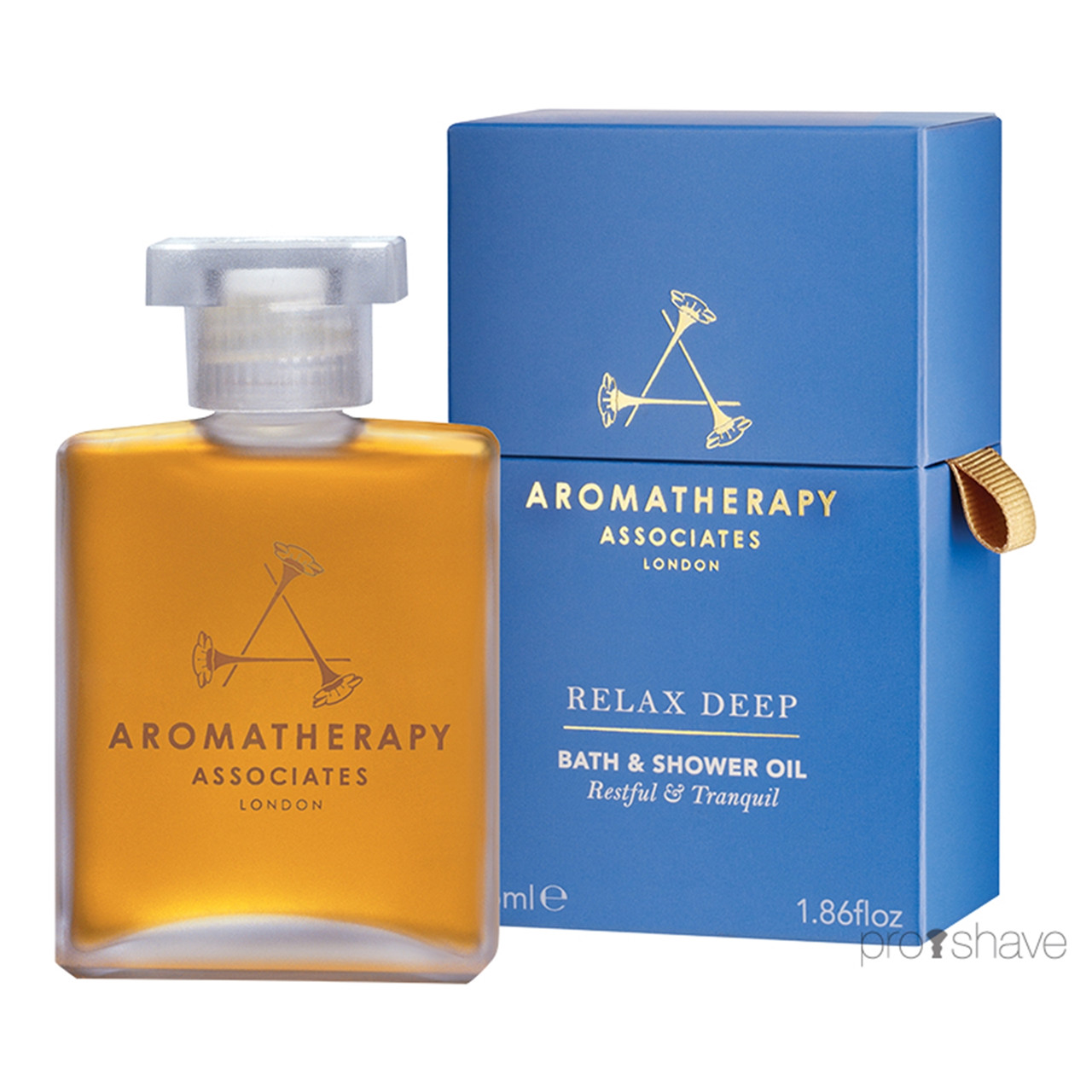 Image of   Aromatherapy Associates Relax Deep Bath & Shower Oil