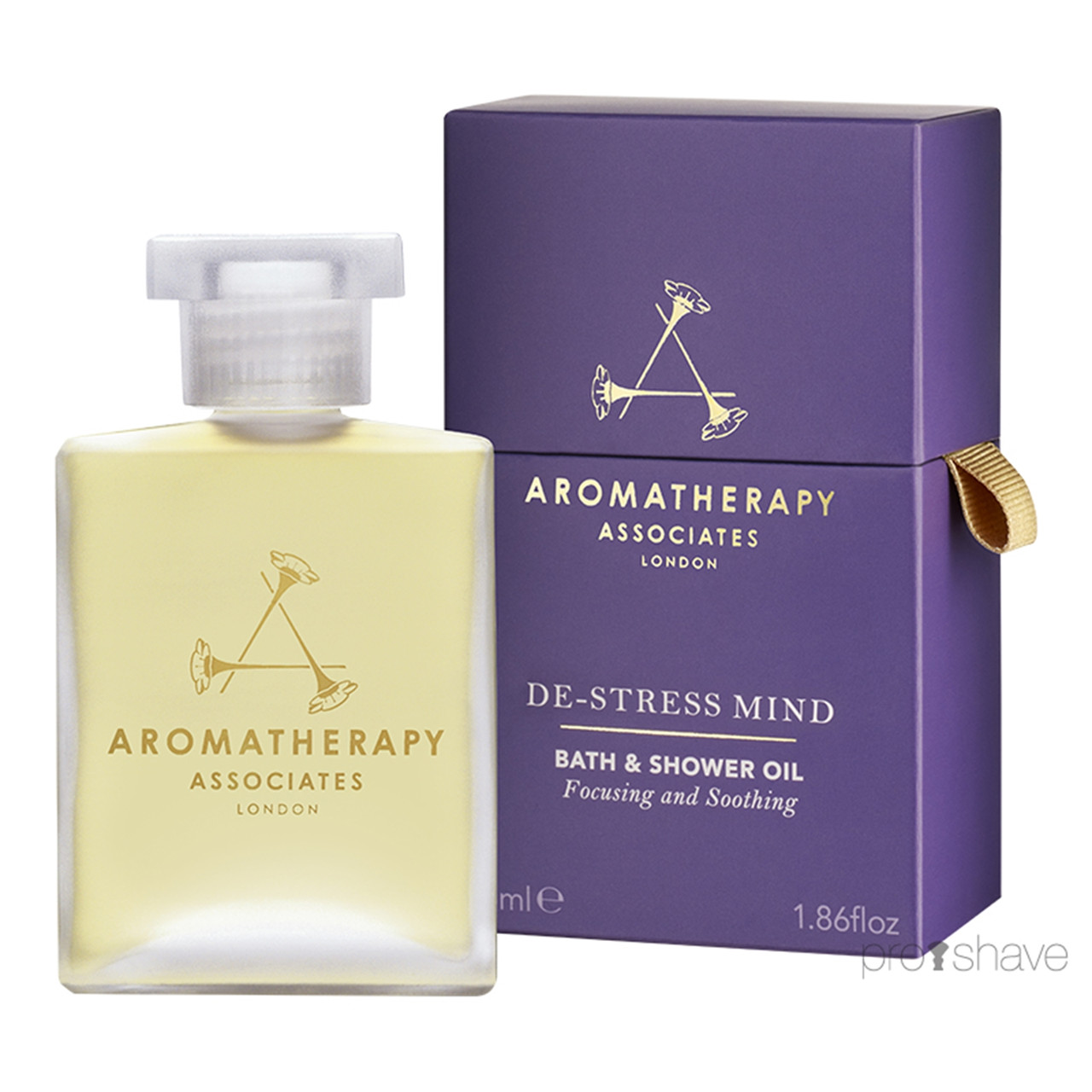 Image of   Aromatherapy Associates De-Stress Mind Bath & Shower Oil