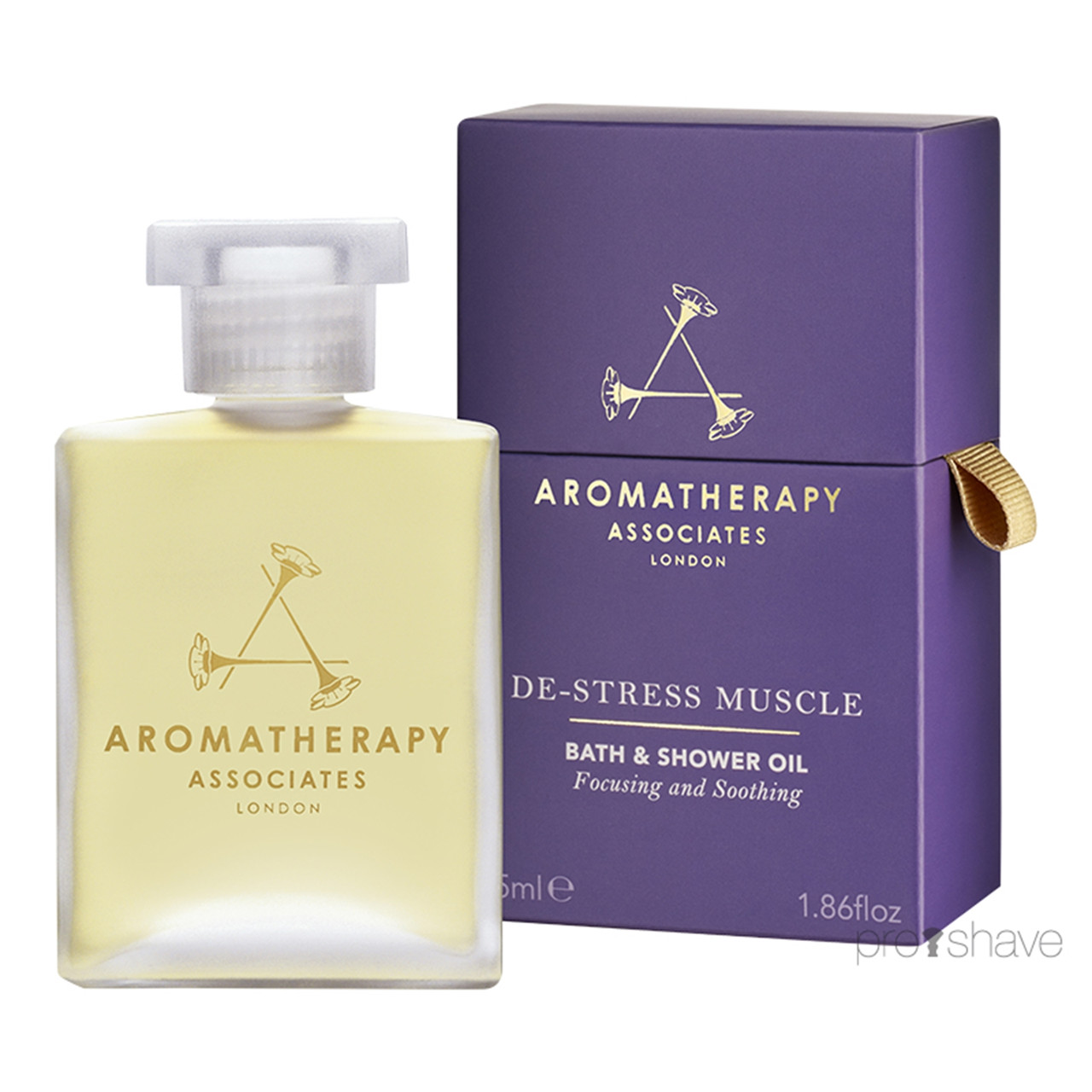 Image of   Aromatherapy Associates De-Stress Muscle Bath & Shower Oil