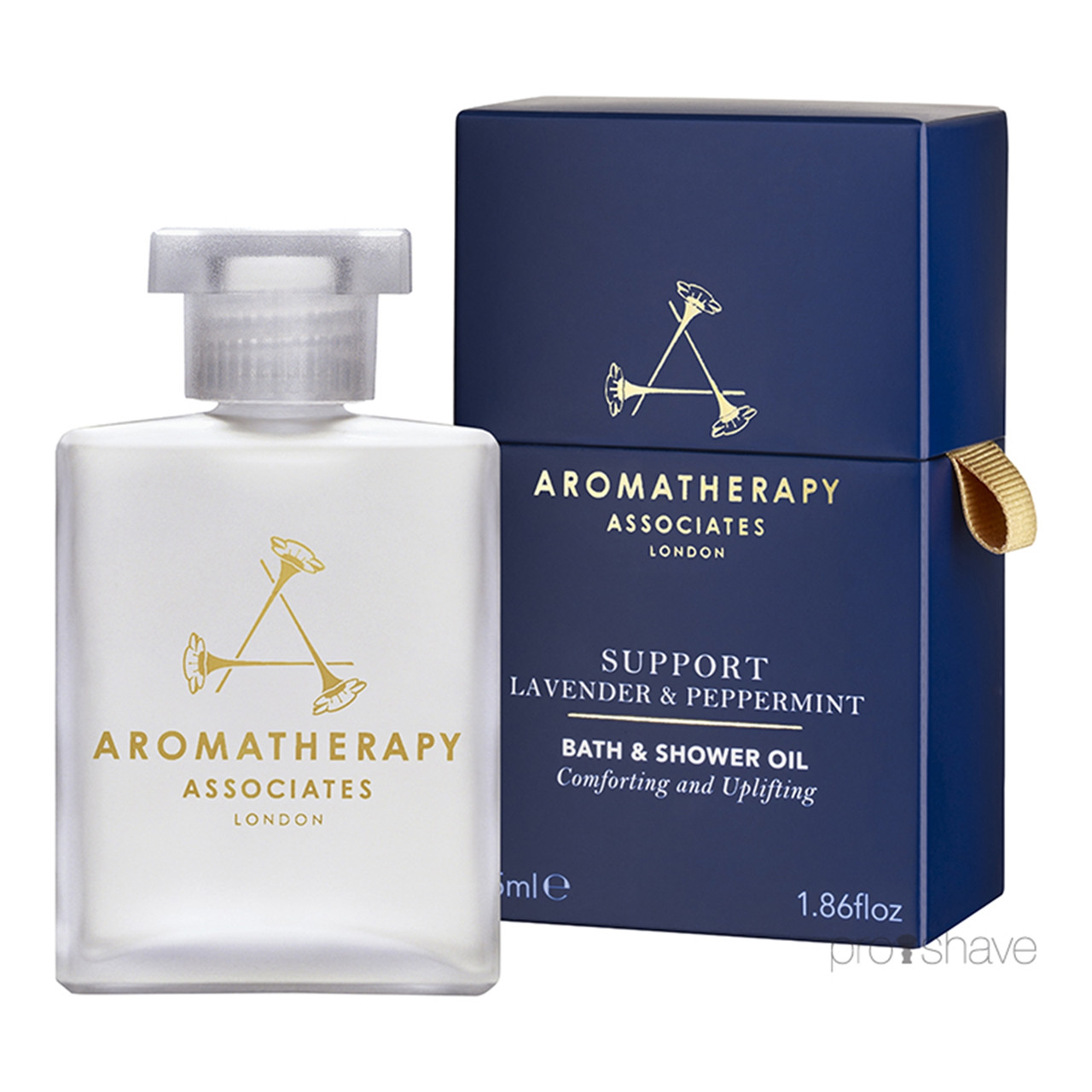 Image of   Aromatherapy Associates Support Lavender & Peppermint Bath & Shower Oil