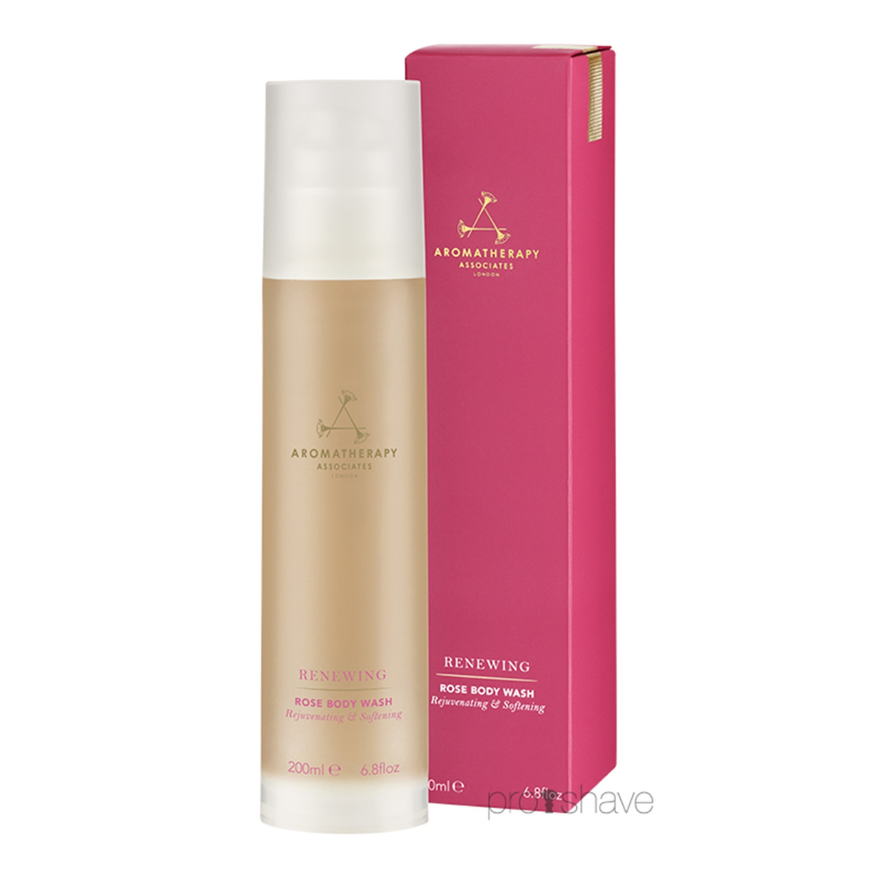 Image of   Aromatherapy Associates Renewing Rose Body Wash