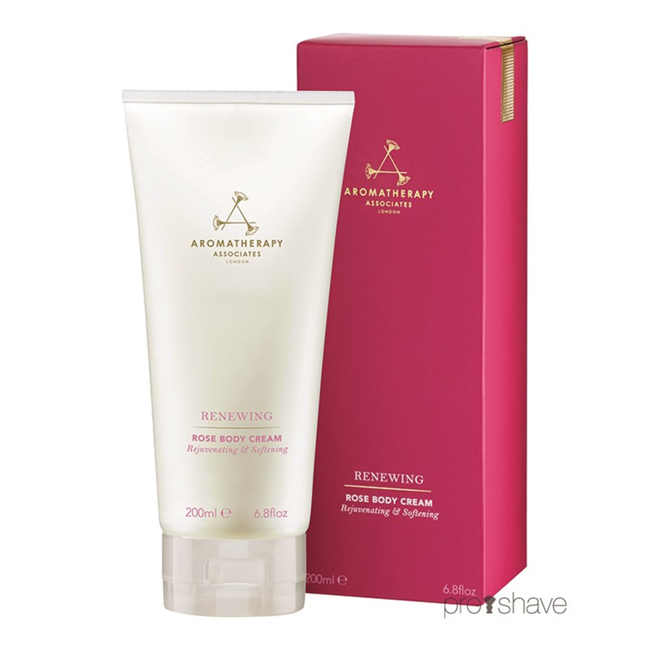 Image of   Aromatherapy Associates Renewing Rose Body Cream