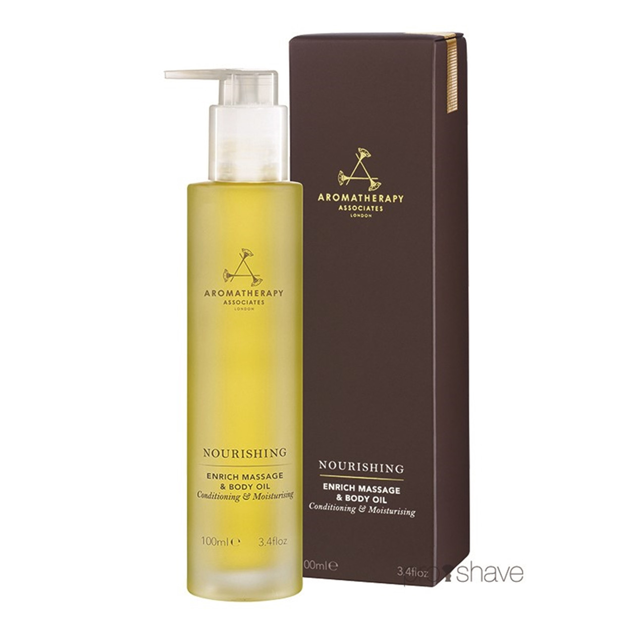 Image of   Aromatherapy Associates Nourishing Enrich Massage & Body Oil