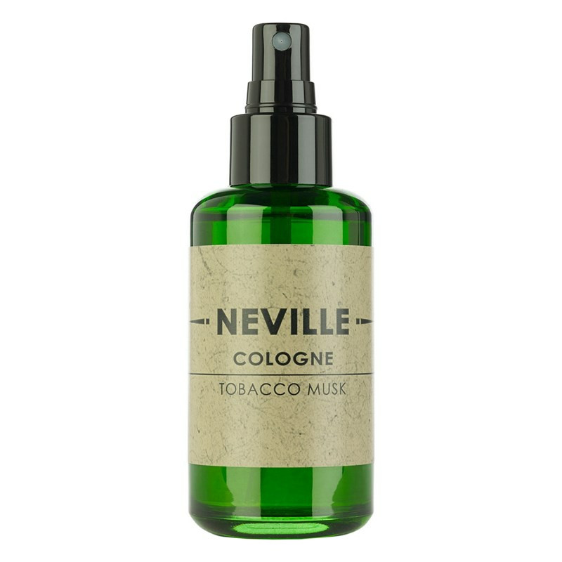 Image of   Neville Tobacco Musk Cologne, 100 ml.