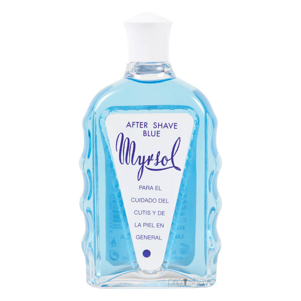 Image of   Myrsol Aftershave Lotion, Blue, 180 ml.