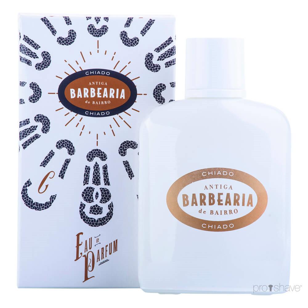 Image of   Antiga Barbearia de Bairro Eau de Parfum, Chiado, 100 ml.
