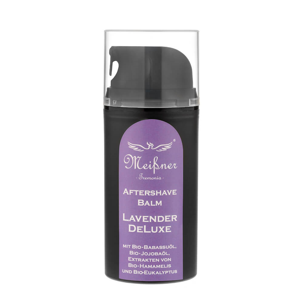 Image of   Meißner Tremonia Lavender de Luxe Aftershave Balm, 100 ml.