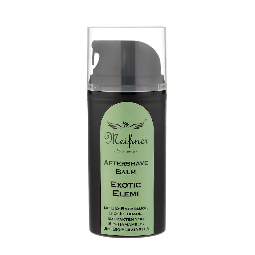 Image of   Meißner Tremonia Exotic Elemi Aftershave Balm, 100 ml.