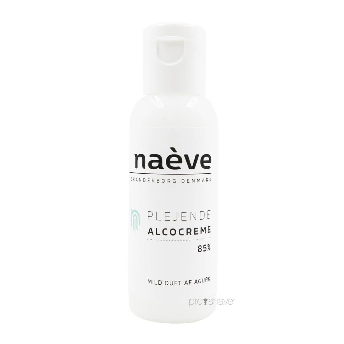 Naève Alcocreme, 85%, 50 ml.